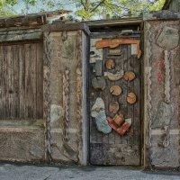 Дверь в сказку..или сказочная дверь...!? ) :: марк