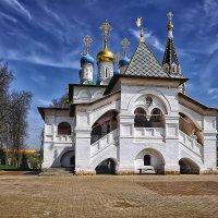 Храм Благовещения в Павловской слободе :: mila