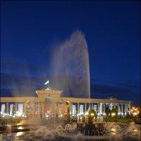 Большой фонтан в Алматы. :: Anna Gornostayeva