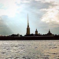 Петропавловская крепость :: Алексей Быков