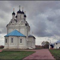 Церковь Благовещения Пресвятой Богородицы в Тайнинском, 1675-1677 :: Дмитрий Анцыферов