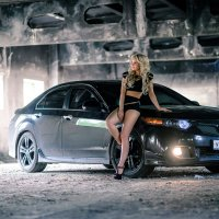 Ася & Accord Honda :: Илья Земитс