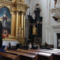 Костел Святого Креста :: Елена Павлова (Смолова)