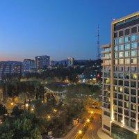 вечер с балкона :: Алексей Меринов