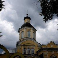 Покровский Архиерейский собор. Пенза. :: Валерия  Полещикова