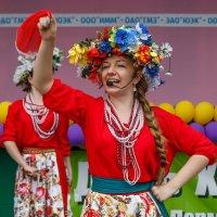 И песня и танец :: Николай Николенко