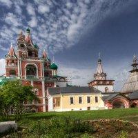 Саввино-Сторожевский монастырь. Звенигород :: Михаил Галынский