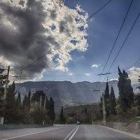 Крым через стекло машины ... :: Алексадр Мякшин