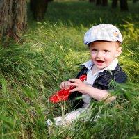 Малыш :: Olga Volkova