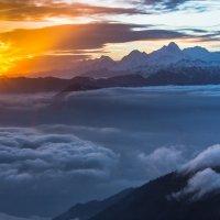 Закат над Лангтангом :: Atuan M