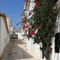 Улица старого города.Испания. :: Николай Удалов