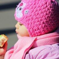 Кекс, кекс! Я тебя съем! :: TATYANA PODYMA