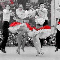 Эмоциональный танец :: Ростислав