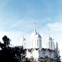 Московский храм :: павло налепин