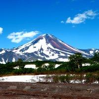 Авачинский вулкан :: Василий