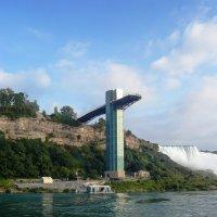 Ниагарские водопады. :: Яна