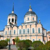 Богоявленский кафедральный собор :: Милешкин Владимир Алексеевич