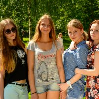 Фотосессия девчат! :: סּﮗRuslan HAIBIKE Sevastyanovסּﮗסּ