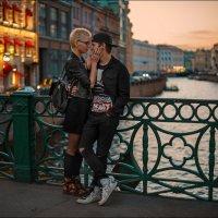 Каждая Девочка мечтает о  плохом Мальчике, который будет Хорошим только для Неё :) :: Алексей Латыш