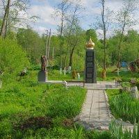 Парк памяти детей погибших в Беслане. Мураново. :: Ирина Нафаня