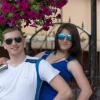 цветочный король и его каралева :: Алексей -