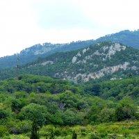 Крымские горы :: Александр Костьянов
