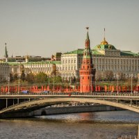 Главный вид Москвы :: Владимир. ВэВэ