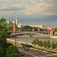 Вид на Красную площадь :: Kasatkin Vladislav