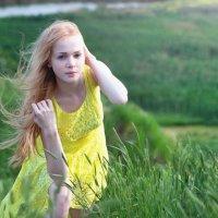 солнечное лето... :: Райская птица Бородина
