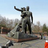 "монумент ""Мужество"" в Ташкенте :: Дмитрий Рузаев"