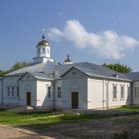 Собор Троицы Живоначальной в Шамордино :: Игорь Егоров