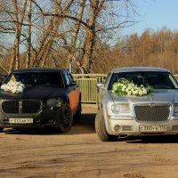 жених и невеста :: Сергей Кочнев