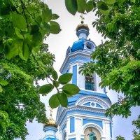 Воскресенская церковь, Троица... :: Копыткина Юлия