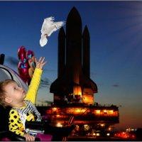 Лети с миром. :: Anatol Livtsov