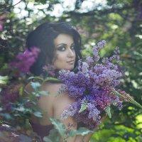 Purple :: Ксения Косогорова