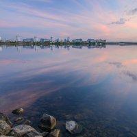 закат в Дроздах :: Павел Поздняков
