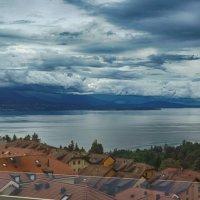 Женевское озеро.Швейцария. :: Александр Селезнев