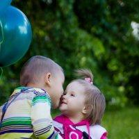 Братик и сестрёнка :: Анна Печкурова