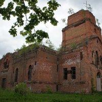 Церковь Николая Чудотворца на Сойкинском погосте :: Елена Павлова (Смолова)