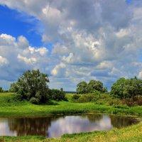 Тают облака полдневным зноем... :: Лесо-Вед (Баранов)