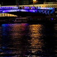 Дворцовый мост :: Светлана Безрукова