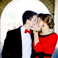 Просто поцелуй... :: Антон Мельников