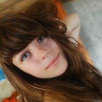 Настя... :: Юлия Кочергина