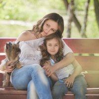 мама и дочка :: Наталья Могильникова