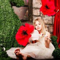 Алиса в стране чудес :: Мила Адамова
