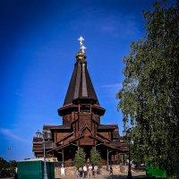 Троицкая церковь в Минске. :: Nonna