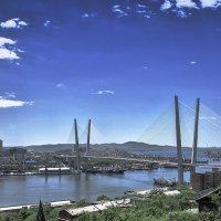Золотой мост,Владивосток :: Евгений Подложнюк