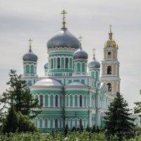 Дивеево. Троицкий собор. :: Андрей Ванин