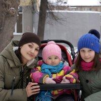 Семья :: Алеся Карюгина