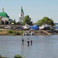 Волжские зарисовки :: Ната Волга